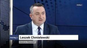 Leszek Chmielewski dla WP|Telewizja: koniec użytkowania wieczystego